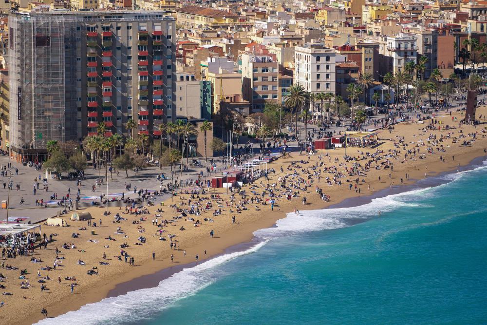 En agosto me quedo en Barcelona